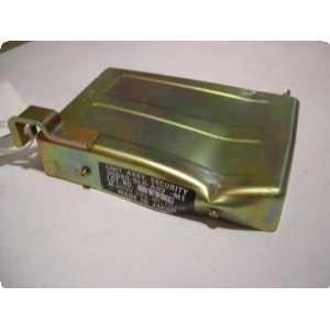 Body Computer BCU  NSX 93 05 Theft/Locking; Security Cont