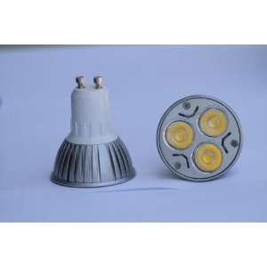 Gu10 3W 5500 6000K White Light LED Spotlight Light Bulb