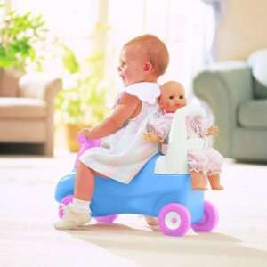 Little Tikes Push & Ride Doll Walker Toys & Games