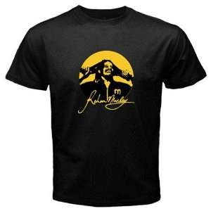 Rohan Band Music Black Color T Shirt Logo I Sports