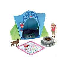 Fisher Price Loving Family Camping Tent Playset   Fisher Price   Toys