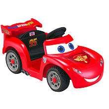 Power Wheels Fisher Price Ride On   Disney Pixar Cars 2   Lil