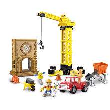 Fisher Price Handy Manny Construction Playset   Fisher Price   ToysR