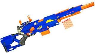 Nerf N Strike Longstrike CS 6 Blaster   Hasbro