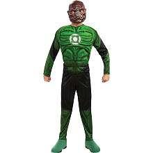 Green Lantern Kilowog Muscle Halloween Costume   Child Size Small