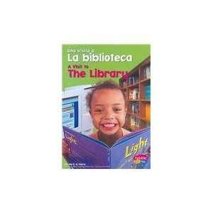 Una visita a La biblioteca / A Visit to The Library (Una Visita