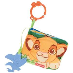 Fisher Price Disneys Lion King Soft Book: Baby