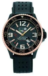 3H Titanium Mens black Watch T8NR 846341038971