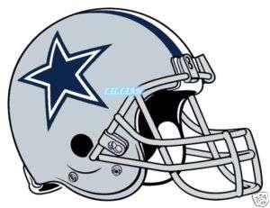 NFL   DALLAS COWBOYS HELMET Cross Stitch KIT