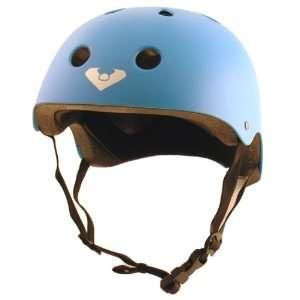 Viking Skateboard Or BMX Bike Helmet Blue One Size  Sports