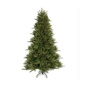 Lit Vermont Fir Instant Shape Artificial Christmas Tree   Clear Lights