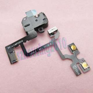 Headphone Audio Jack Ribbon Flex Cable For iPhone 4G