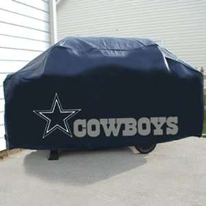 BSS   Dallas Cowboys NFL Economy Barbeque Grill Cover