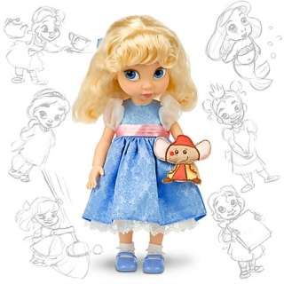 NEW NIB Disney Princess Cinderella Animators Collection Toddler Doll