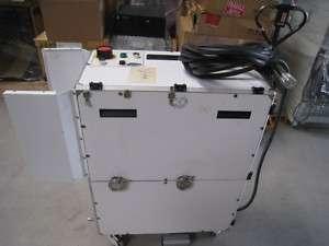 Nuvac Galiso MRP 201 ELC Portable Vacuum Dry Pump