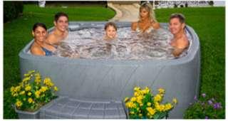 Odyssey 6 Person Portable Spa Dreamaker Hot Tub