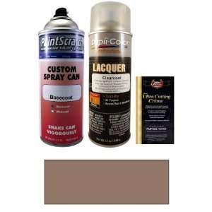 12.5 Oz. Dark Rose Metallic (Cladding) Spray Can Paint Kit