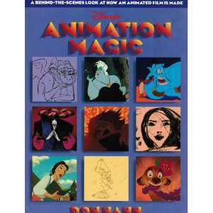 Magic A Behind The Scenes Look at How an Animated Film Is Made: Books