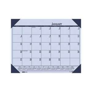 Sunset Orchid Monthly Desk Pad Calendar, 22 x 17, 2012 Home & Kitchen