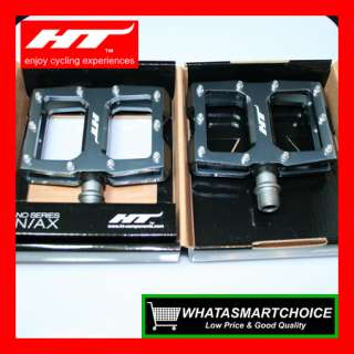 NEW AX08 GREY Mountain & BMX Bicycle Bike Pedals