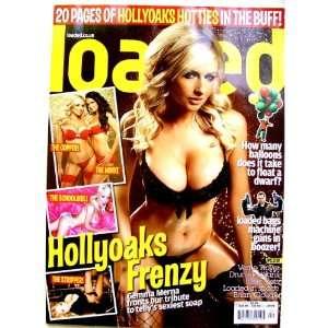 Jorgie Porter, Gemma Merna, Jennifer Metcalfe: Loaded Magazine: Books