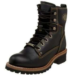 Harley Davidson Womens Laramie Boot Shoes