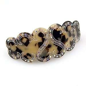 Ethos Brown   Cubitas Bellini Collection (Hand set Swarovski Crystals