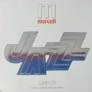 Maxell Jazz Sampler Various Artists   (Rare 70s LP) Music