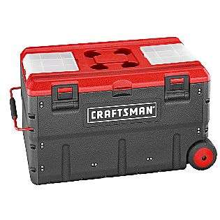 Rolling Tool Case  Craftsman Tools Tool Storage Portable Toolboxes