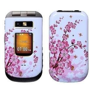 Spring Flower Design Snap On Hard Case for Motorola Brute