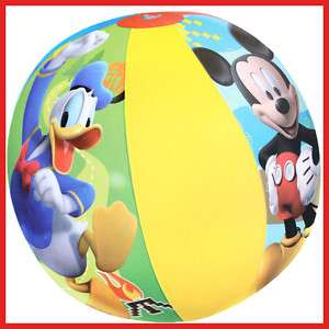 Mickey Mouse Friends Inflatable Beach Ball Toy  16