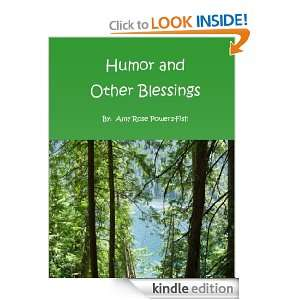 Humor and Other Blessings: Amy Rose Powers Fish:  Kindle