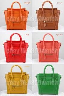 High quality genuine leather IT Bag womans handbag tote shoulder bag