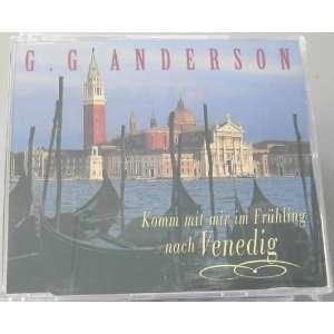 Komm mit mir im Frühling nach Venedig [Single CD] G.G