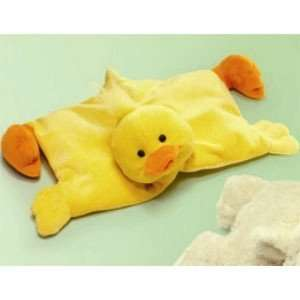 Pancake Pal Plush Toy   Yellow Duck  Toys & Games