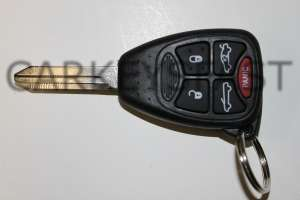 2007 2011 CHRYSLER REMOTE KEYLESS ENTRY KEY FOB UNCUT BLANK E8A