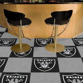 Oakland Raiders Carpet/Flooring Fanmats Oakland Raiders Team Carpet