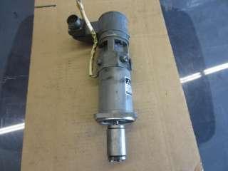 PERMANENT MAGNET DC SERVO MOTOR HD30ET 025 MITSUBISHI M25K CNC RAM EDM