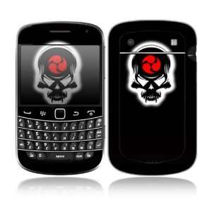 BlackBerry Bold 9900/9930 Decal Skin Sticker   Samurai