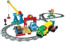 Lego Duplo Eisenbahn Super Set 2933 5702012005770