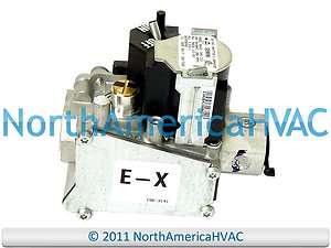 Trane American Standard White Rodgers Gemini 36G24 205 Furnace Gas