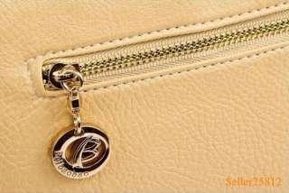 Pu Leather Korean style lady girl handbag shoulder bag