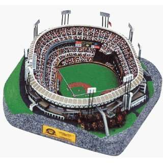 Park Stadium Replica and Display Case (San Francisco Giants