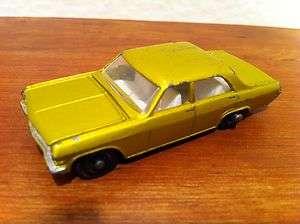 1966 Lesney Matchbox # 36 Opel Diplomat Scarce