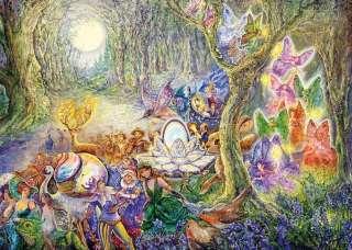81101 Josephine Wall Puzzle Cirrius Tales Parade (2000