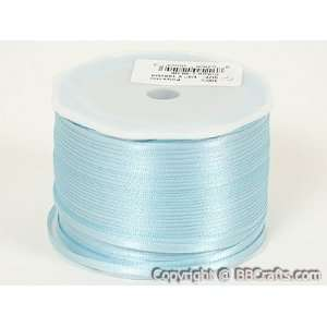 Ribbon 18 and 116 inch 100 yards 1/16 inch 100 Yards, Light Blue