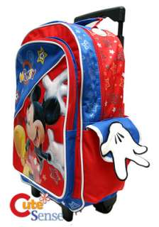 Mickey Mouse Roller Bag 2