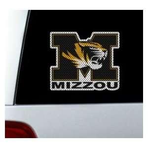 Missouri Tigers Die Cut Window Film   Large Catalog