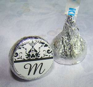 Hershey Kiss BRIDAL WEDDING Shower Candy Mint Lifesaver Wrapper Favor