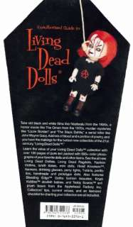 Living Dead Dolls Value Reference Collectors Guide Book